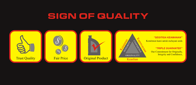 Sign of Quality